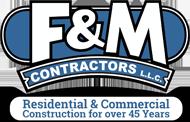 F&M Contractors LLC Logo